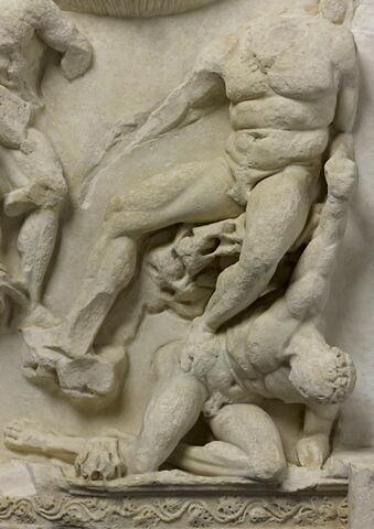 détail © 2012 RMN-Grand Palais (musée du Louvre) / Stéphane Maréchalle
