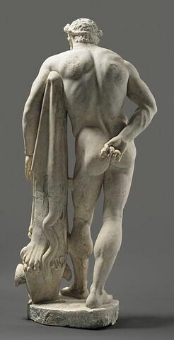 dos, verso, revers, arrière © 2015 RMN-Grand Palais (musée du Louvre) / Tony Querrec