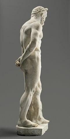 profil droit © 2015 RMN-Grand Palais (musée du Louvre) / Tony Querrec