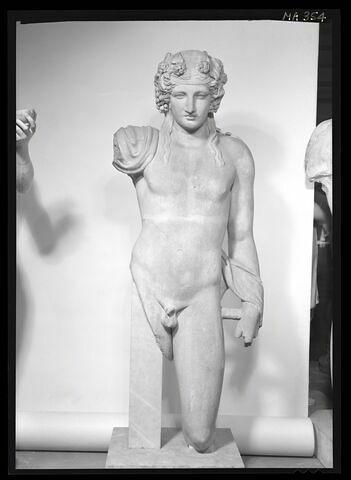 statue ; Bacchus Campana