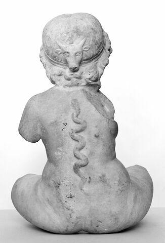 dos, verso, revers, arrière © 1971 Musée du Louvre / Maurice et Pierre Chuzeville