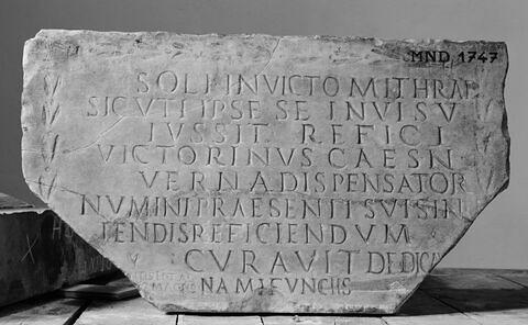 inscription