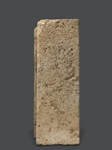dos, verso, revers, arrière © 2011 Musée du Louvre / Philippe Fuzeau