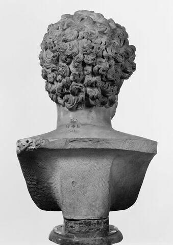 dos, verso, revers, arrière © 1990 Musée du Louvre / Christian Larrieu