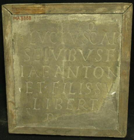 © 2009 Musée du Louvre / Antiquités grecques, étrusques et romaines