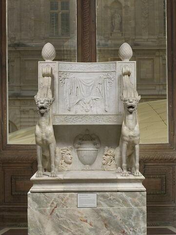 © 2017 Musée du Louvre / Hervé Lewandowski