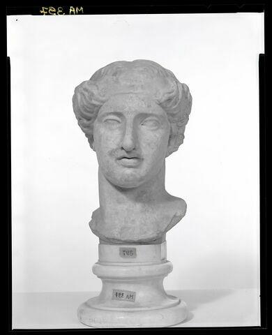 face, recto, avers, avant © 1995 Musée du Louvre / Patrick Lebaube