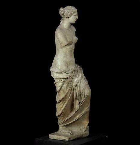 profil droit © 2006 Musée du Louvre / Daniel Lebée/Carine Deambrosis