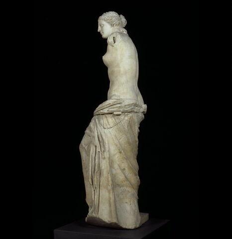 profil gauche © 2006 Musée du Louvre / Daniel Lebée/Carine Deambrosis