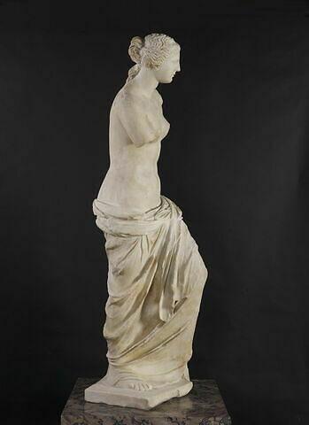 profil droit © 2010 Musée du Louvre / Anne Chauvet