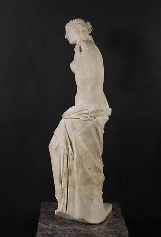 profil gauche © 2010 Musée du Louvre / Anne Chauvet