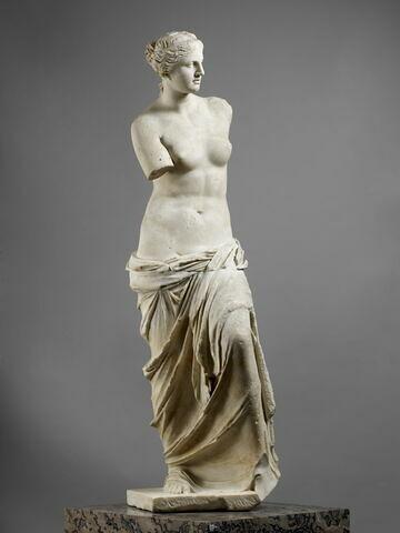 trois quarts © 2011 Musée du Louvre / Thierry Ollivier