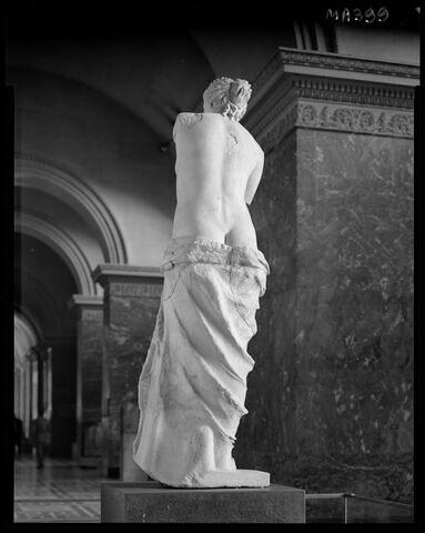 dos, verso, revers, arrière © 1997 Musée du Louvre / Patrick Lebaube
