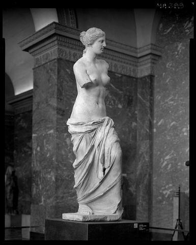profil droit © 1997 Musée du Louvre / Patrick Lebaube