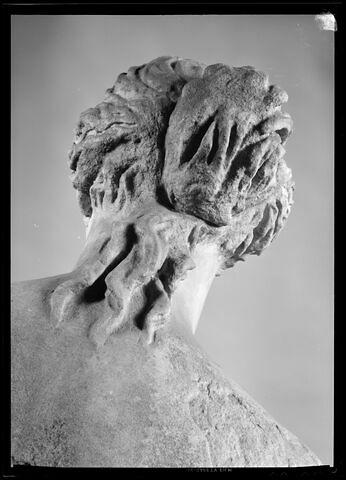 dos, verso, revers, arrière © Musée du Louvre / Maurice et Pierre Chuzeville