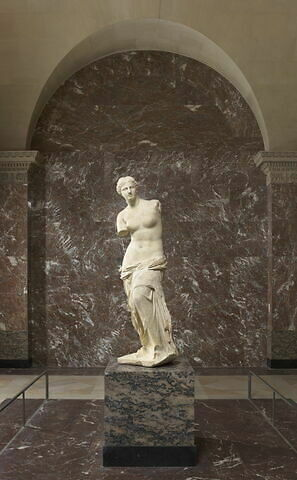 vue d'ensemble © 2010 RMN-Grand Palais (musée du Louvre) / Hervé Lewandowski
