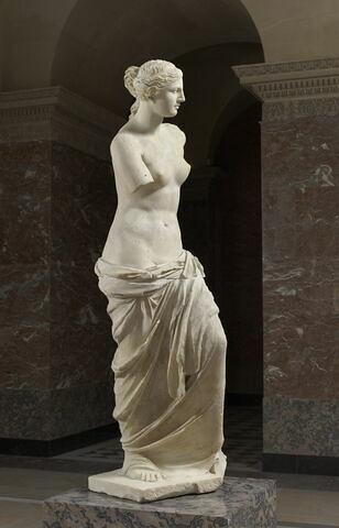 profil droit © 2010 RMN-Grand Palais (musée du Louvre) / Hervé Lewandowski