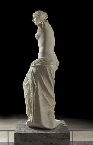 profil gauche © 2010 RMN-Grand Palais (musée du Louvre) / Hervé Lewandowski