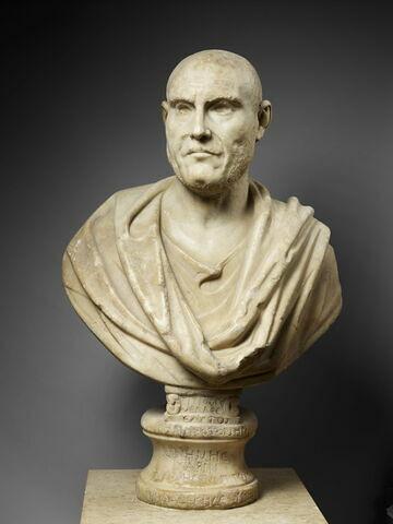 statue en buste
