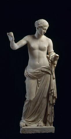 statue ; Vénus d'Arles