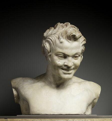 statue  ; Faune de Vienne