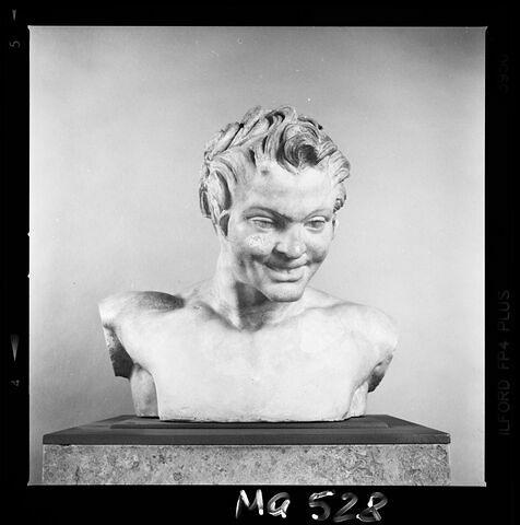 face, recto, avers, avant © 2010 Musée du Louvre / Bertrand Leroy/ Anne Chauvet