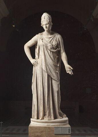 statue ; Athéna Mattéi