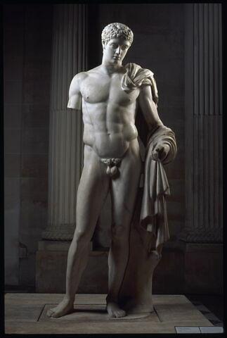 statue ; Hermès Richelieu, Mercure Richelieu