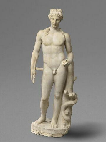 statue ; Apollon Richelieu