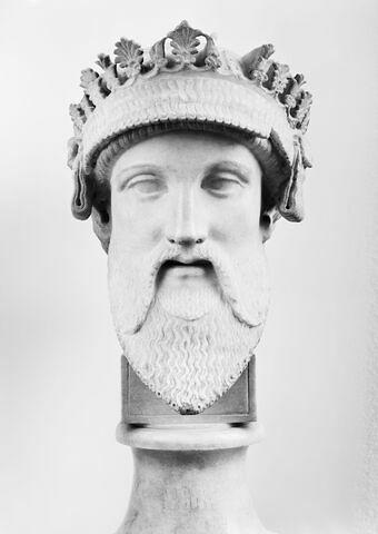 statue  ; Jupiter Talleyrand