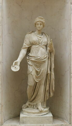 statue ; Junon Richelieu