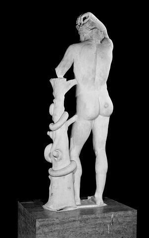 dos, verso, revers, arrière © 1999 Musée du Louvre / Christian Larrieu