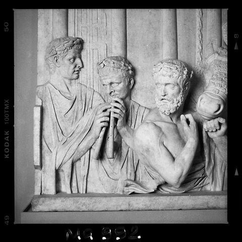 face, recto, avers, avant © 2006 Musée du Louvre / Bertrand Leroy/ Anne Chauvet