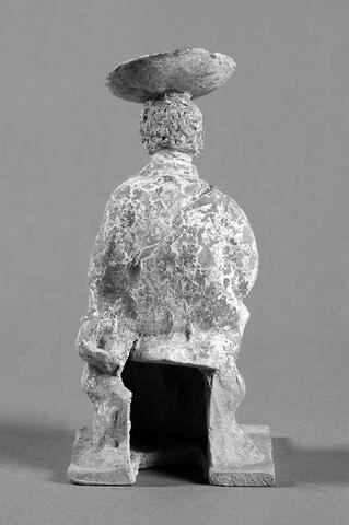 dos, verso, revers, arrière © 2009 Musée du Louvre / Anne Chauvet