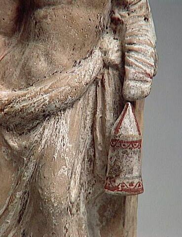 détail © 2003 RMN-Grand Palais (musée du Louvre) / Hervé Lewandowski