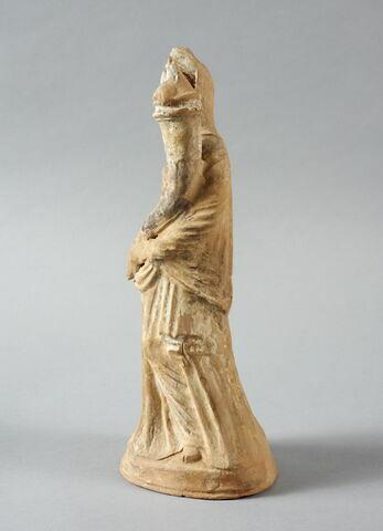 profil gauche © 2012 Musée du Louvre / Anne Chauvet