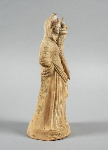 profil droit © 2012 Musée du Louvre / Anne Chauvet