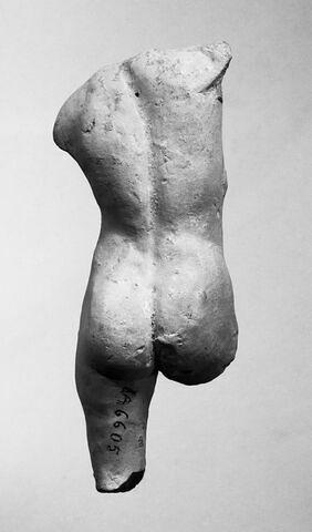 dos, verso, revers, arrière © 1978 Musée du Louvre / Maurice et Pierre Chuzeville