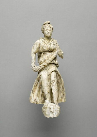 applique ; statuette ; Victoire
