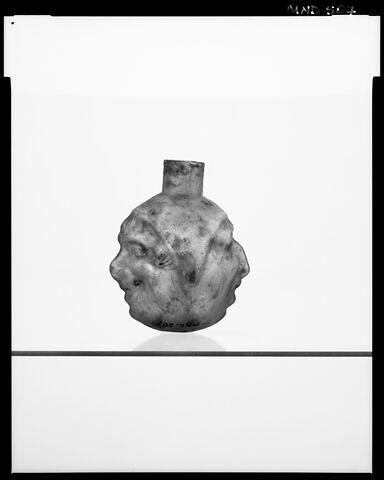 profil © 2002 Musée du Louvre / Patrick Lebaube