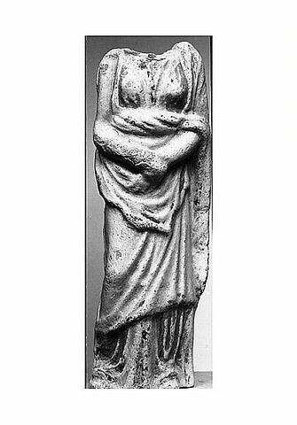 applique de sarcophage