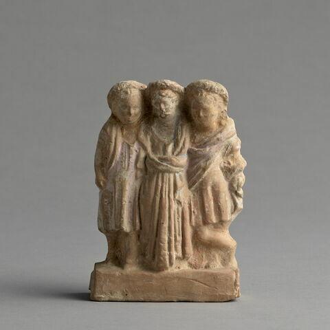 groupe de figurines