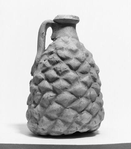 oenochoé ; vase plastique
