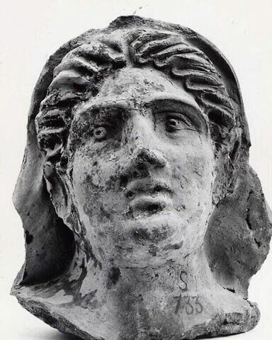 © Musée du Louvre / Département des Antiquités grecques, étrusques et romaines