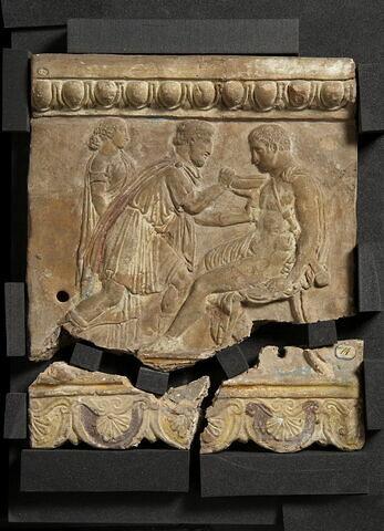 vue d'ensemble © 2009 Musée du Louvre / Anne Chauvet