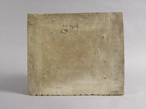 dos, verso, revers, arrière © 2015 Musée du Louvre / Anne Chauvet
