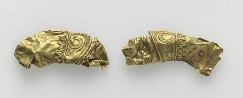 élément de bracelet