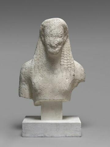 moulage ; Kouros du téménos d'Apollon de Délos