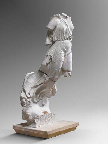 """moulage ; statue ; Victoire dite """"Victoire d'Olympie"""" ou Victoire de Païonios de Mendé"""