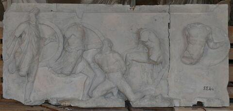 moulage ; relief ; plaque